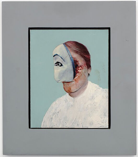 Llyn Foulkes, 'Paolo', 1985