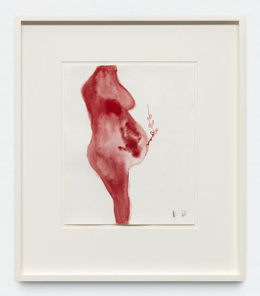 Louise Bourgeois, 'Pregnant Woman', 2008