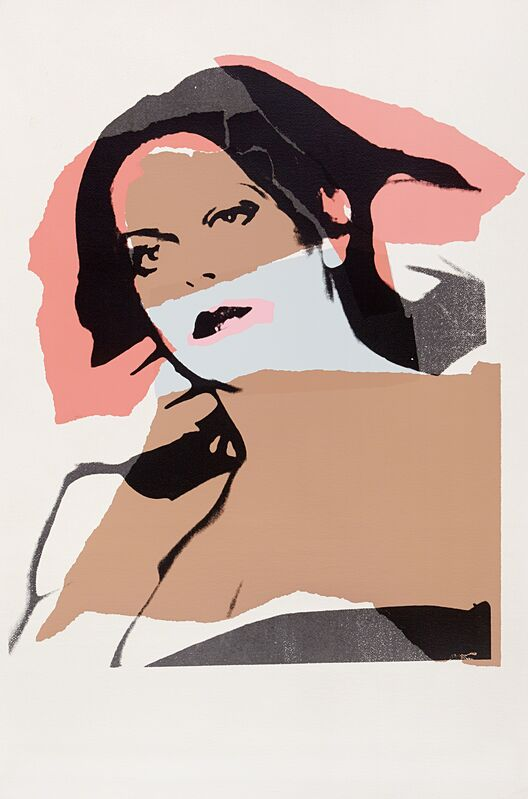 Andy Warhol, 'Ladies and Gentlemen', 1975, Print, Screenprint, Il Ponte