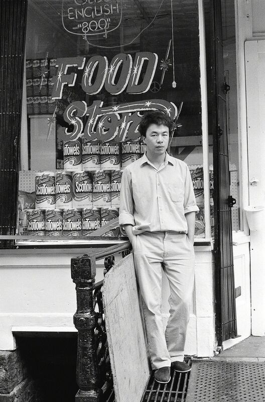 Ai Weiwei, 'Williamsburg, Brooklyn ', 1983, Photography, National Gallery of Victoria