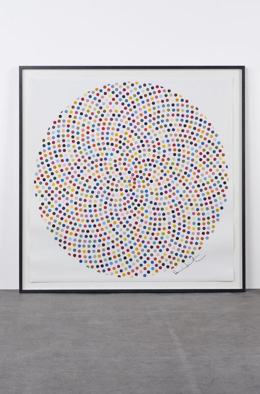 Damien Hirst, 'Valium', 2000, Print, Lambda Print, Weng Contemporary