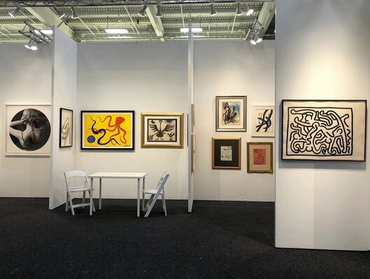 Opera Gallery at Art on Paper 2020, installation view