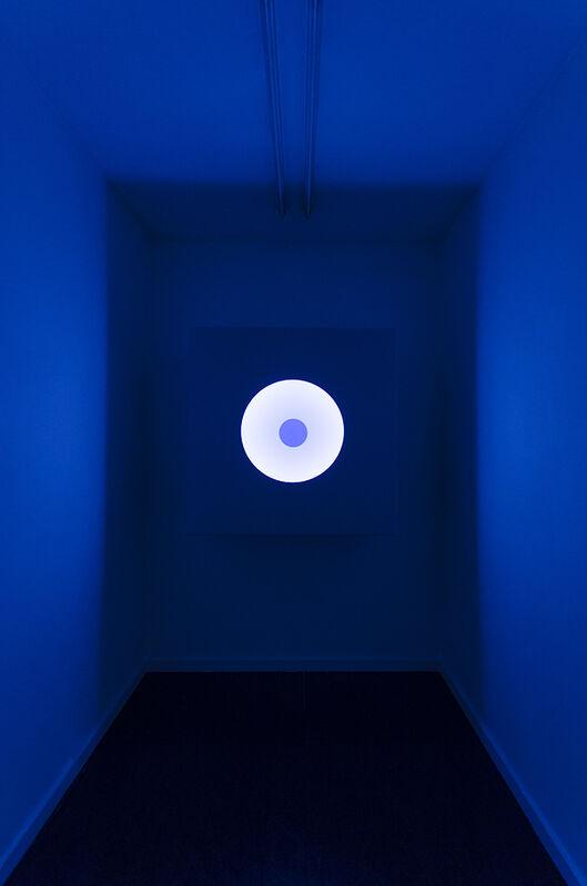Adam Barker-Mill, 'Chromat 10', 2016, Installation, MDF painted light grey, interior matt white, Bartha Contemporary