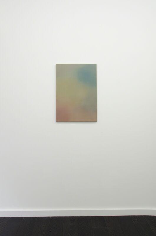 Stephan Baumkötter, 'Untitled', 2008, Painting, Oil on linen, Bartha Contemporary