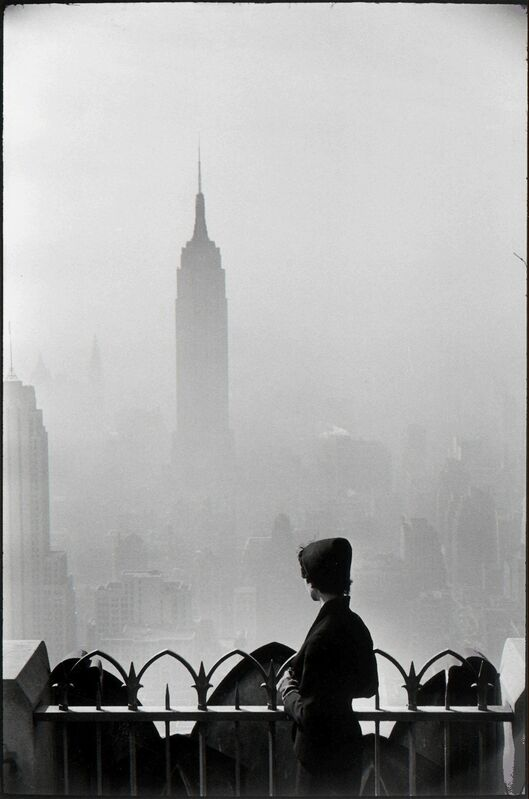 Elliott Erwitt, 'New York City, 1955', 1955, Photography, Silver Gelatin Photograph, Holden Luntz Gallery