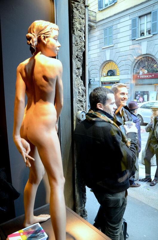 Peter Simon Mühlhäußer, 'Merzedes', 2013, Sculpture, Bronze, Accesso Galleria