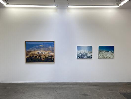 Gallery Artists: Recent Works, installation view
