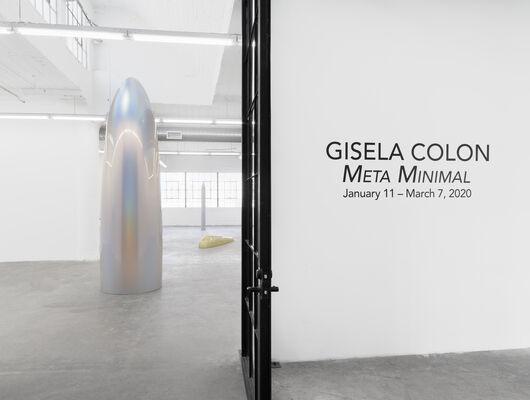 Gisela Colon: Meta Minimal, installation view