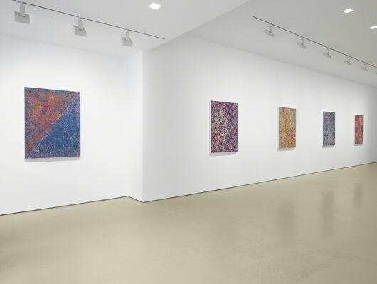 David Allan Peters, installation view