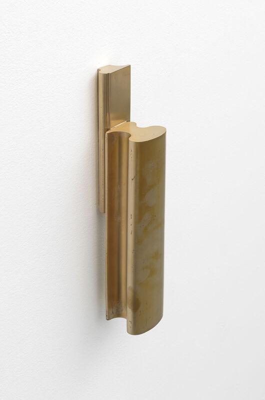 Richard Rezac, 'Limb (bronze)', 2020, Sculpture, Cast bronze, Luhring Augustine