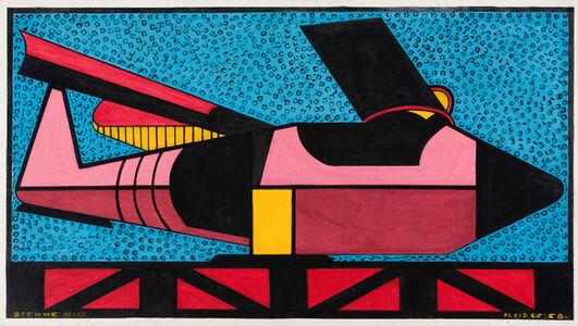 Alcides Pereira Dos Santos, 'Stemme: S10', 1998