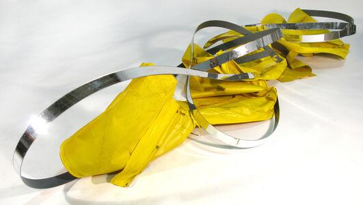 Mauricio Gonzalez, 'Mirror and Yellow', 2011
