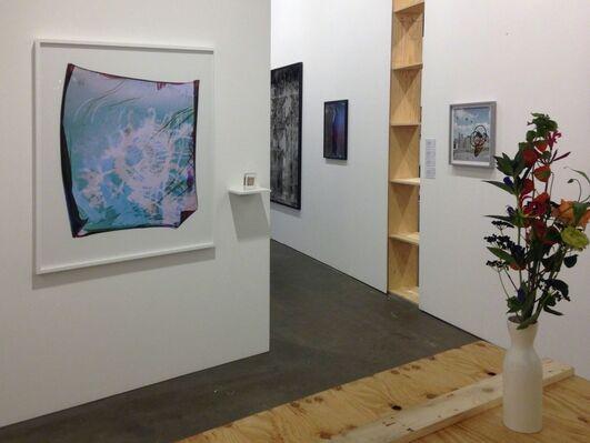 Christophe Guye Galerie at Unseen Photo Fair 2016, installation view