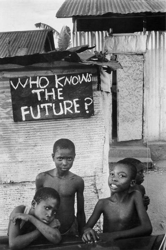 Marc Riboud, 'Ghana, 1960', 1960, Photography, Silver Gelatin Print, Galerie Arcturus