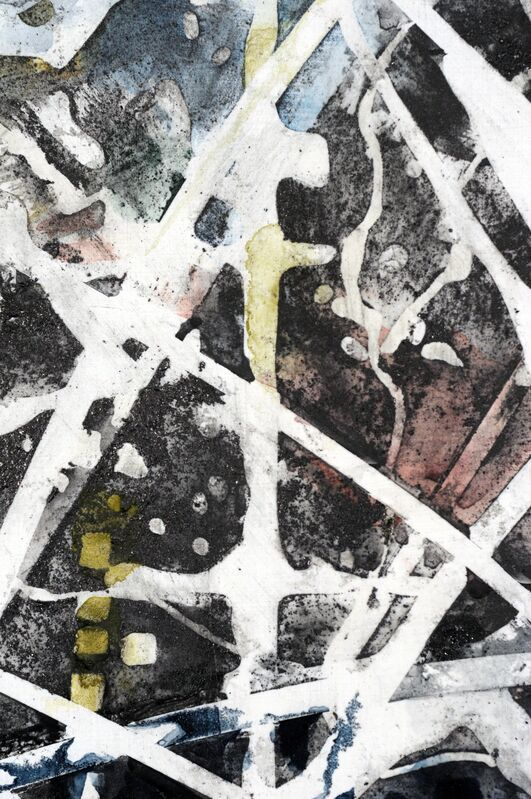 Cheryl Goldsleger, 'Interference', 2016, Painting, Mixed media on linen, Waterhouse & Dodd