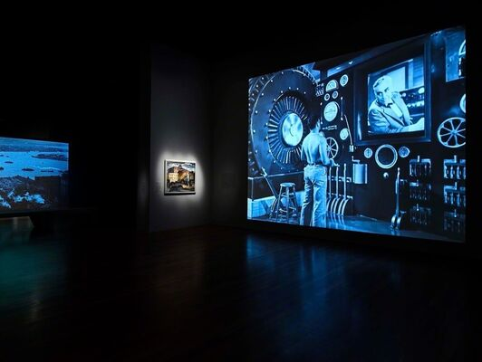 Cult of the Machine, installation view