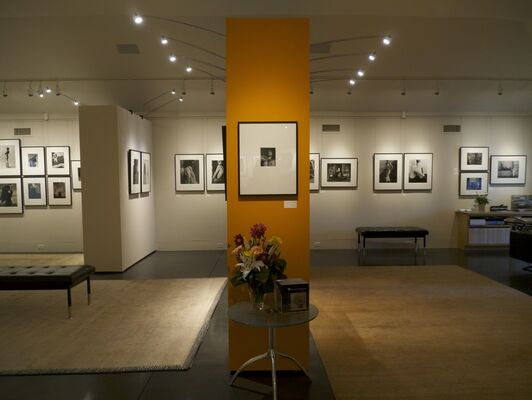 Kurt Markus: The Fashion Years 1987-2014, installation view