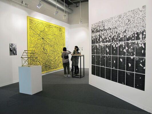 ProjecteSD at Art Basel 2016, installation view