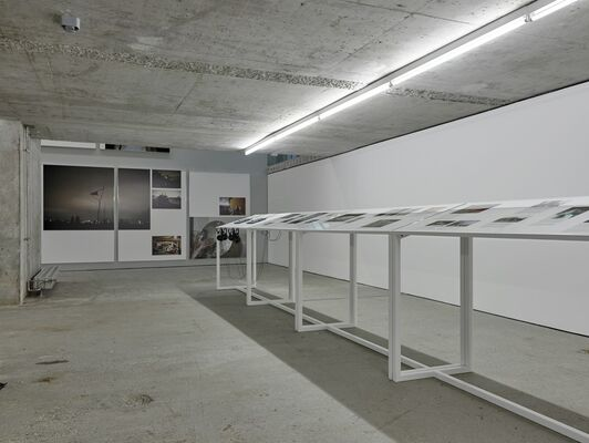 TOBIAS ZIELONY, installation view
