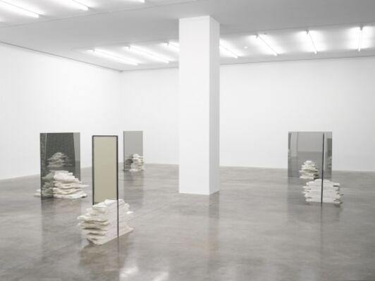 Virginia Overton, installation view