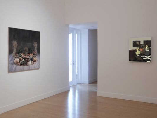 The Stand-Ins, installation view