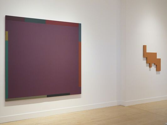 Now & Then: The Work of David Simpson, installation view