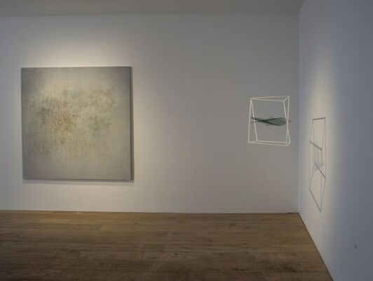 lifting the veil, installation view