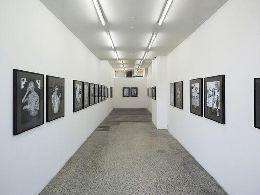 No Joke - Roger Ballen and Asger Carlsen, installation view