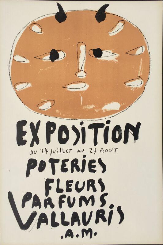Pablo Picasso, 'Vallauris Exposition (Premiere)', 1948, Posters, Lithograph Poster, Denis Bloch Fine Art