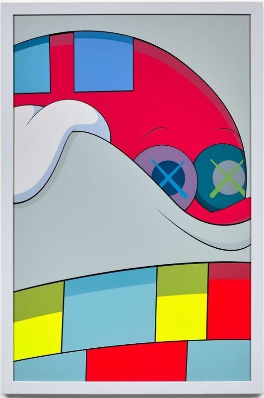 KAWS, 'Blame Game #5', 2014, Print, Screenprint, Vertu Fine Art