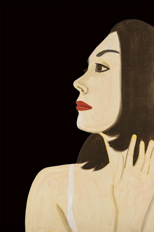 Alex Katz, 'Laura 1', 2017, Print, Print on paper, Galerie Schimming