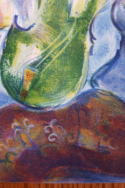Marc Chagall, 'Printemps', 1938, Print, Lithograph, Graves International Art