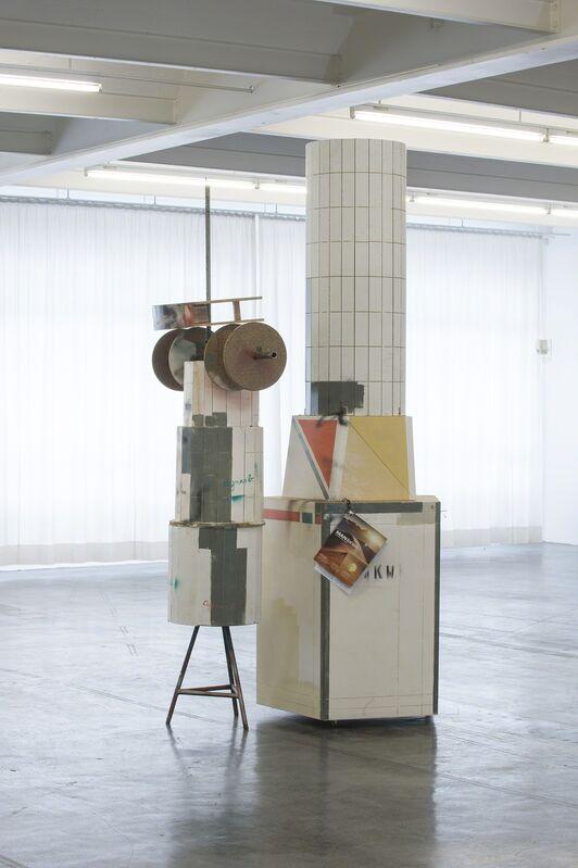 Manfred Pernice, 'TKW', 2008, Installation, Kunstverein Reutlingen