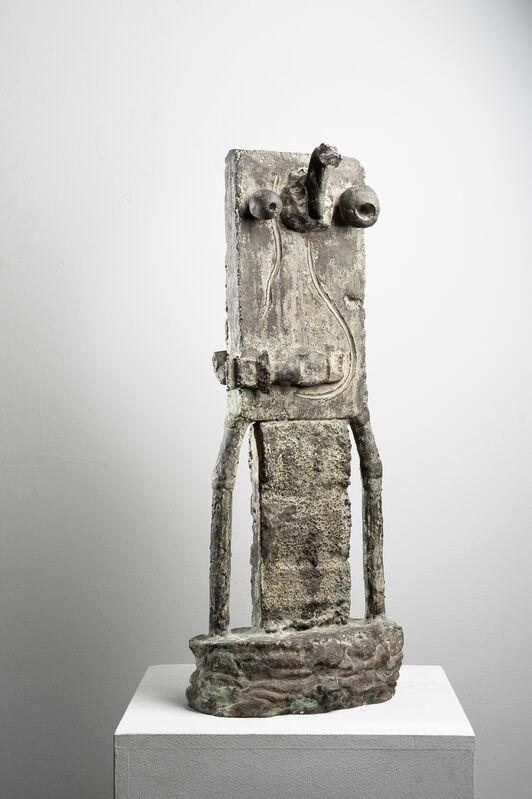 Joan Miró, 'Figure', 1968, Sculpture, Bronze, Galerie Lelong & Co.