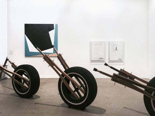 Stevenson, Cape Town and Johannesburg at Art Basel 2016, installation view