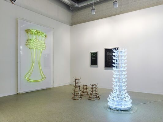 Vistamare at Art Basel 2017, installation view