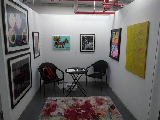 Tribeca Days, installation view