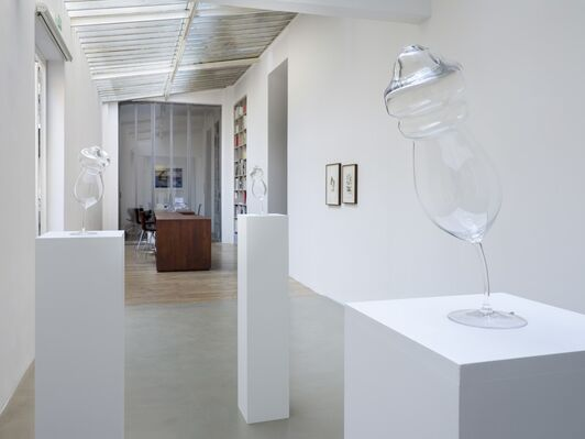 If and Only If, installation view