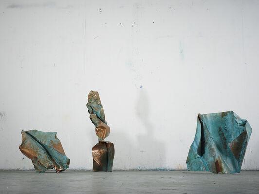 Sam Lock - Now/here, installation view