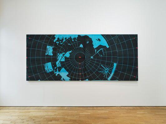 Francesco João, installation view