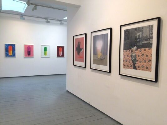 Summer Exhibition, installation view