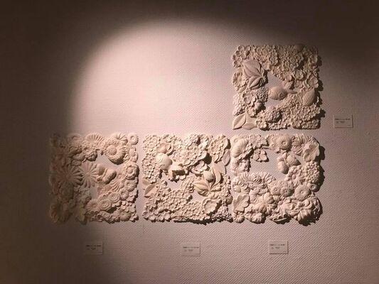 Tetsuya Nagata Exhibition: Memories of the Group, installation view