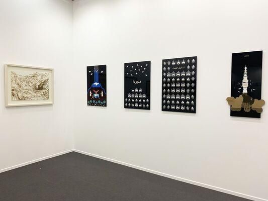 Gazelli Art House at Art Dubai 2019, installation view