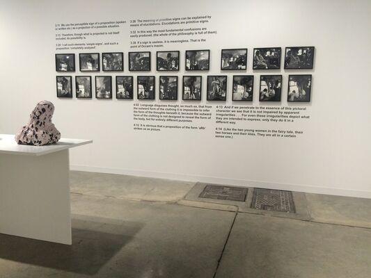 P.P.O.W at Art Basel in Miami Beach 2016, installation view