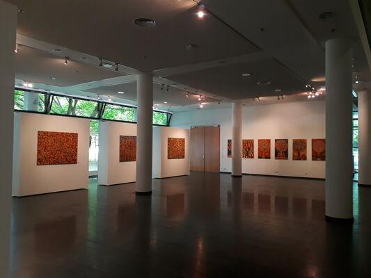 Contemporary Baroque, installation view
