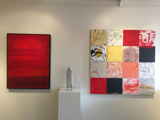 Languages of Abstraction, installation view