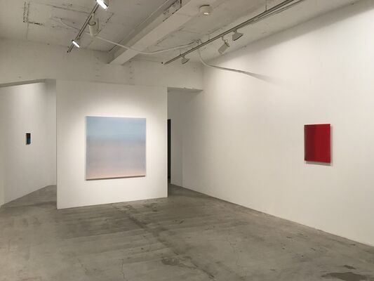 "Kim Taek Sang, ""Skin of Time"", installation view"