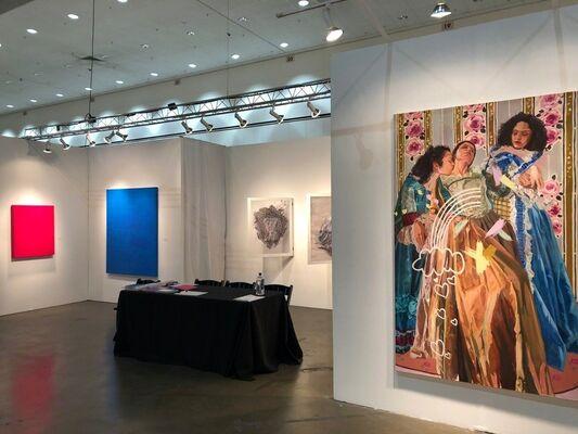 KWANHOON GALLERY at LA Art Show 2019, installation view