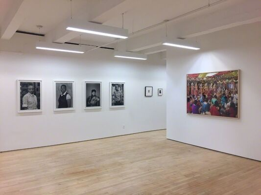 GRACE: Gender - Race - Identity, installation view
