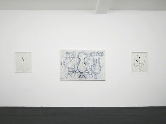 Franciszka Themerson: Lines and Thoughts, installation view